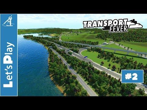 Transport Fever - Let's Play - Ep 2: Développement de Shizuoka