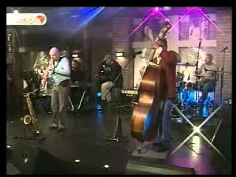 South African Jazz Greats Steve Dyer