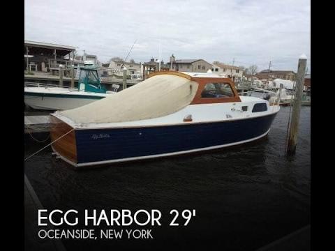 [SOLD] Used 1954 Egg Harbor 29 Sportfish in Oceanside, New York