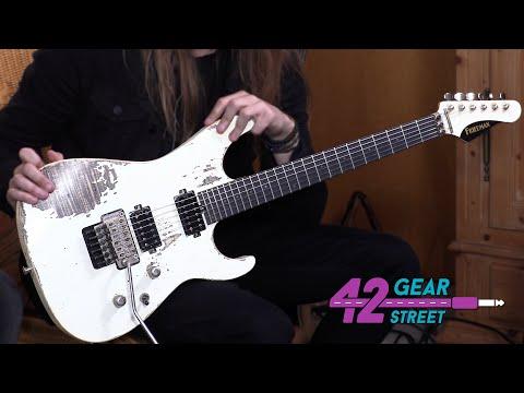 Friedman Guitars With Dave Friedman And Sammy Boller | 42 Gear Street #42GSone