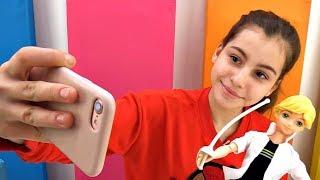 Видео для девочек Леди Баг - Распаковка Эдриана