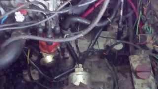 como cambiar el termoswitch o bulbo de ventilador del radiador