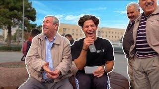 MENSCHEN in der TÜRKEI lesen zum 1. Mal auf ENGLISCH 😂 l Yavi TV