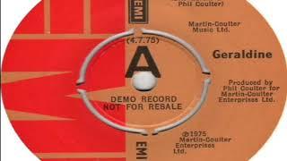 Geraldine Fly Me 1975