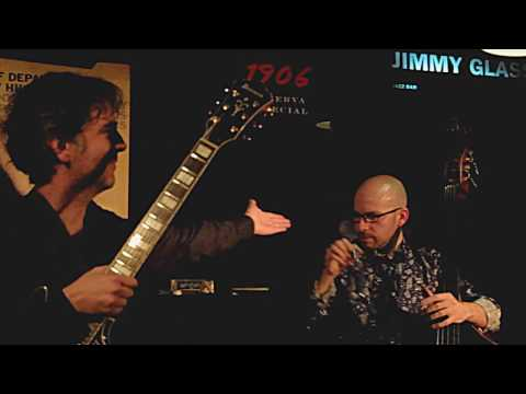 HUGO FERNANDEZ QUARTET plays 'Un-Balanced' live at Jimmy Glass Jazz Bar 2017