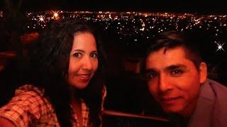 Hermosa noche, Culiacan Sinaloa Restaurante el Mirador...