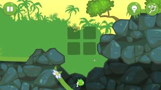 Bad Piggies PC HD gameplay