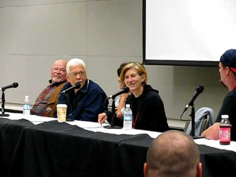 The Fog 30th Anniversary panel at Crypticon 3