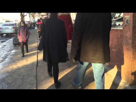 iPhone vlog : China Town on Manhattan