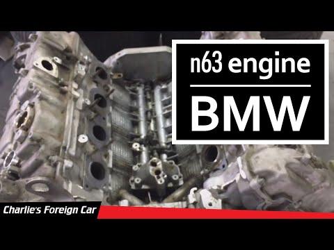 BMW  N63 Twin-Turbo V8 Engine