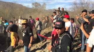 Baja 1000 Roll at SantoTomas (HD)