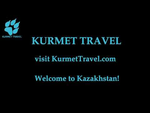 Kurmet Travel - Welcome to Kazakhstan!