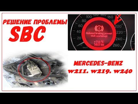 Ремонт SBC - решение проблемы. SBC Problem.