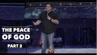 The Peace of God (Part 2) | Pastor Josh Marocco | King's Cathedral Maui | 1/29/17 6pm