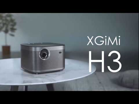 XGIMI H3 Home Cinema Projector Review Amazon Price