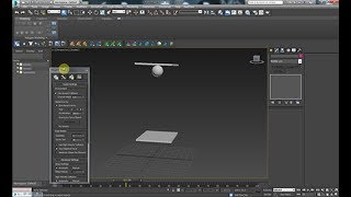 MassFX Gravity  in 3ds max