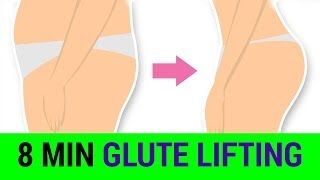 8 Minute Natural Glute Lifting Exercises