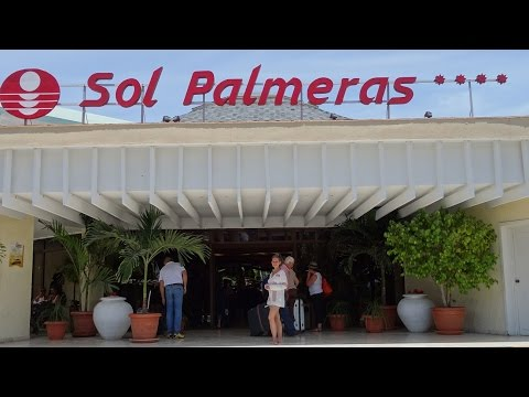 Vacation at Sol Palmeras in Varadero, Cuba - Oceanview Suite