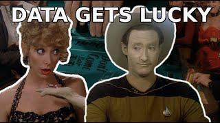 Star Trek - Data Rolls