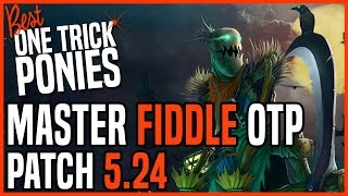 Patch 5.24 Fiddlesticks Jungle OTP - Ranked Master EUW