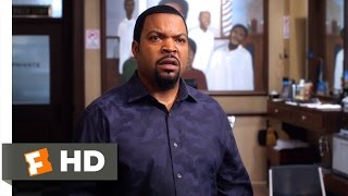 Barbershop: The Next Cut - I'm Out! Scene (8/10)   Movieclips