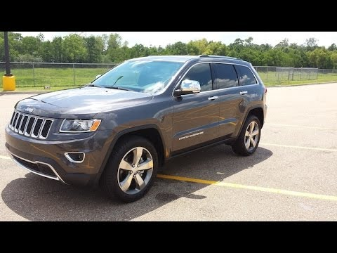 Beautiful My New 2014 Grand Cherokee Limited