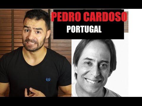 Pedro Cardoso e os Serviços Públicos de Portugal