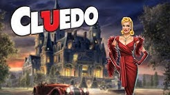 Cluedo: Classic Mansion Map