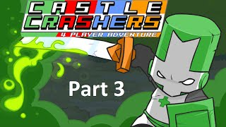 Castle Crashers [Part 3] - Wedding Crash, Cyclops