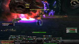 ShadowPriest vs Devourer Of Souls (FoS Heroic) 3.3 WotLK