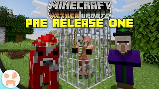 PRE-RELEASE 1! Zombified Piglin Changes, New Graphics Setting + more! | Minecraft 1.16 Nether Update