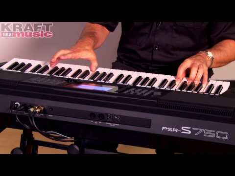 YAMAHA PSR S770 & S970 first presentation unofficial | FunnyCat TV