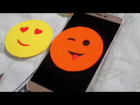 Easy Emoji DIY Bookmark Corners Paper Crafts