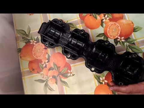 Разборка крышки клапанов ланос (нексия) 1,5 8 кл.