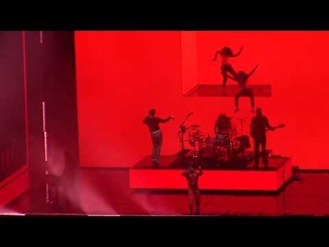 THE 1975 feat. NO ROME - NARCISSIST - The O2, London -19/01/2019