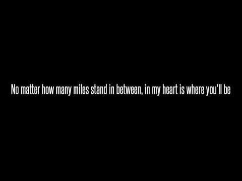 Daughtry~ Everything But Me (Lyrics)