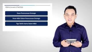 Perencanaan Strategis Merger dan Akuisisi - Buku Merger & Acquisition Playbook
