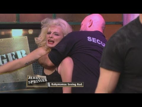 Springer Strippers Get Revenge! (The Jerry Springer Show)