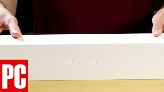 Unboxing the Apple Watch Series 2