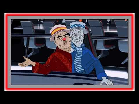 Venture Bros - Dragoon and Red Mantle sing The Snow & Heat Miser song