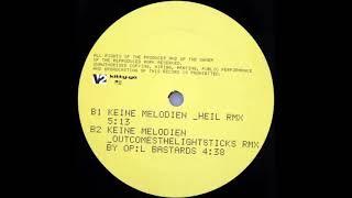 Jeans Team - Keine Melodien (Johannes Heil Remix)