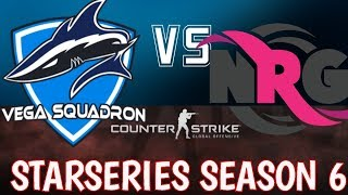 Nrg vs Vega Squadron StarSeries i-League CS:GO Season 6 Highlights - Map 2 - Overpass - SEMI-FINAL