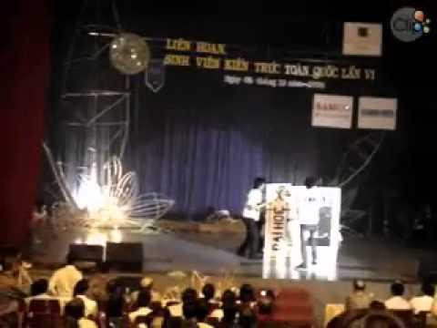 Màn khai mạc liveshow của trường Đại học Xây Dựng