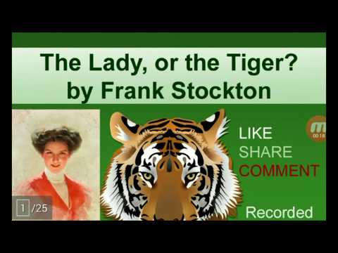 Short English Story 'The Lady Or The Tiger By Frank Stockton' In Urdu & Hindi Translation Part One