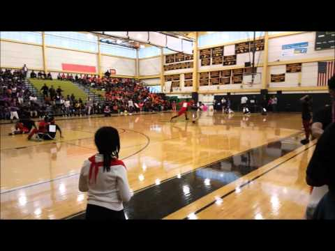 Oxon Hill High School Class Night (Part 2) The Games