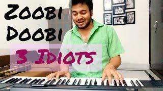 Gambar cover Zoobi Doobi Zoobi Doobi   3 Idiots   Sonu Nigam Shreya Ghoshal   Live Raw Performance
