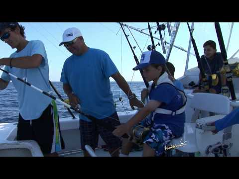 """Hooked On OC"" - Episode # 187 - 2015 - 'Spring Mix II Kids Offshore'"