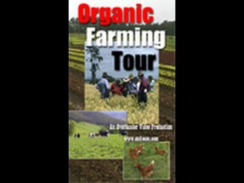 Organic Farming Video, Australia, How to - Broadacre