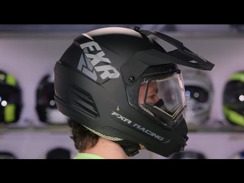 FXR Torque X Helmet Review At RevZilla.com