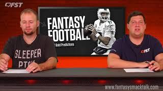 2018 Fantasy Football Bold Predictions